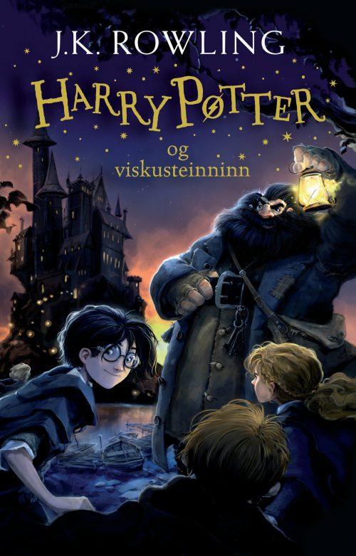Harry Potter og viskusteinninn