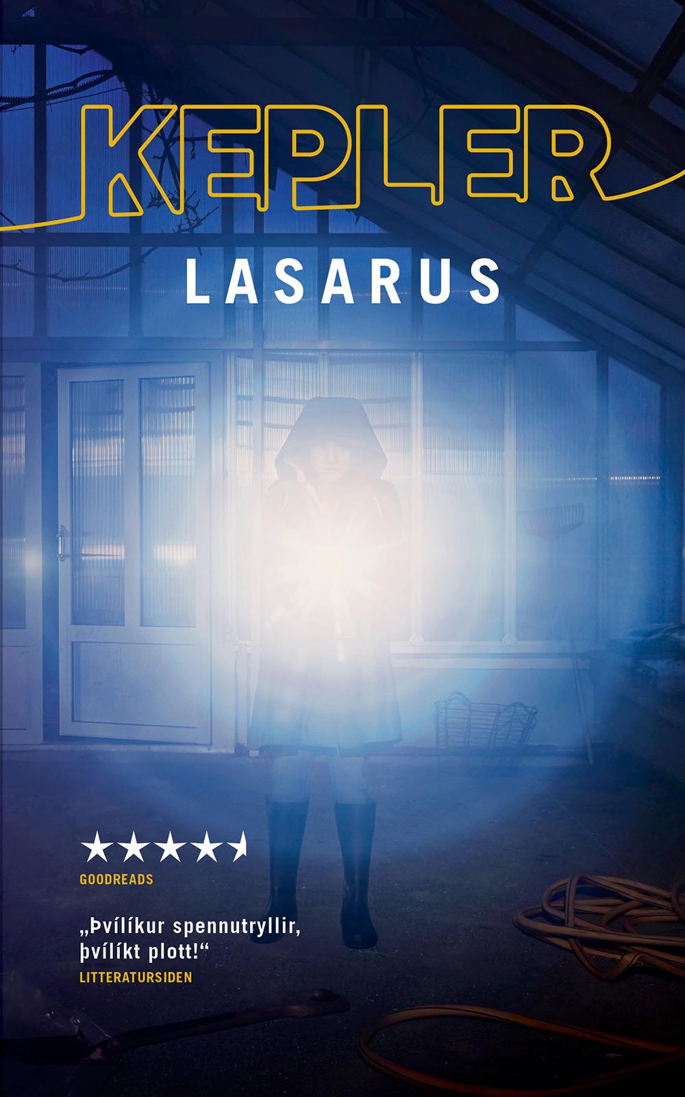 Lasarus - Lars Kepler