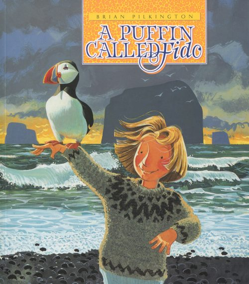 A puffin called Fido