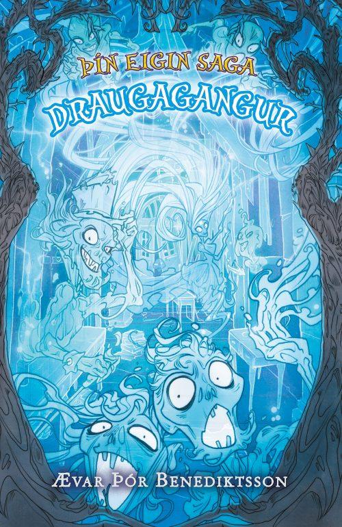 Þín eigin saga: Draugagangur