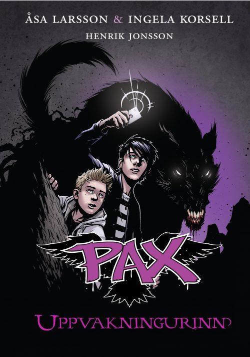 Pax 2 - Uppvakningurinn