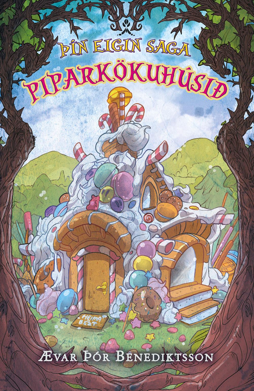 Þín eigin saga: Piparkökuhúsið