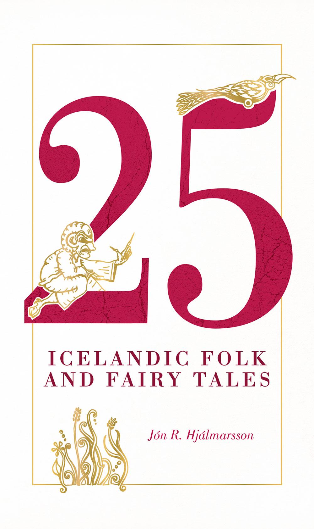 25 þjóðsögur