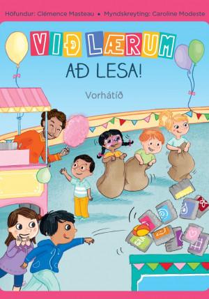 Við lærum að lesa - vorhátíð