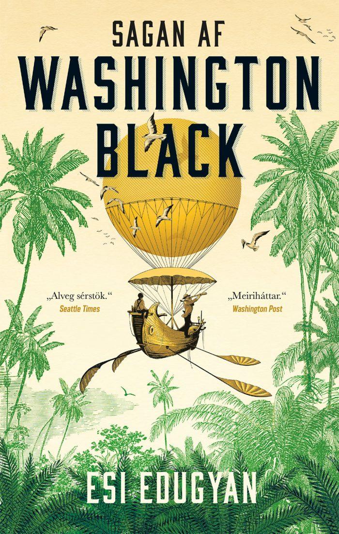 Sagan af Washington Black