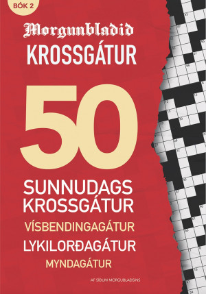 Krossgátur Morgunblaðið Bók 2