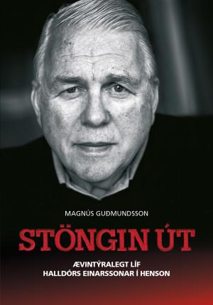 Stöngin út – Halldór Einarsson