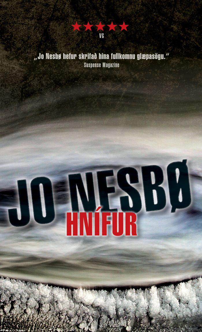 Hnífur - Harry Hole #12