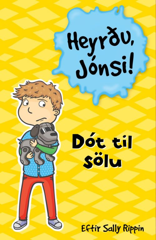 Heyrðu, Jónsi! - Dót til sölu