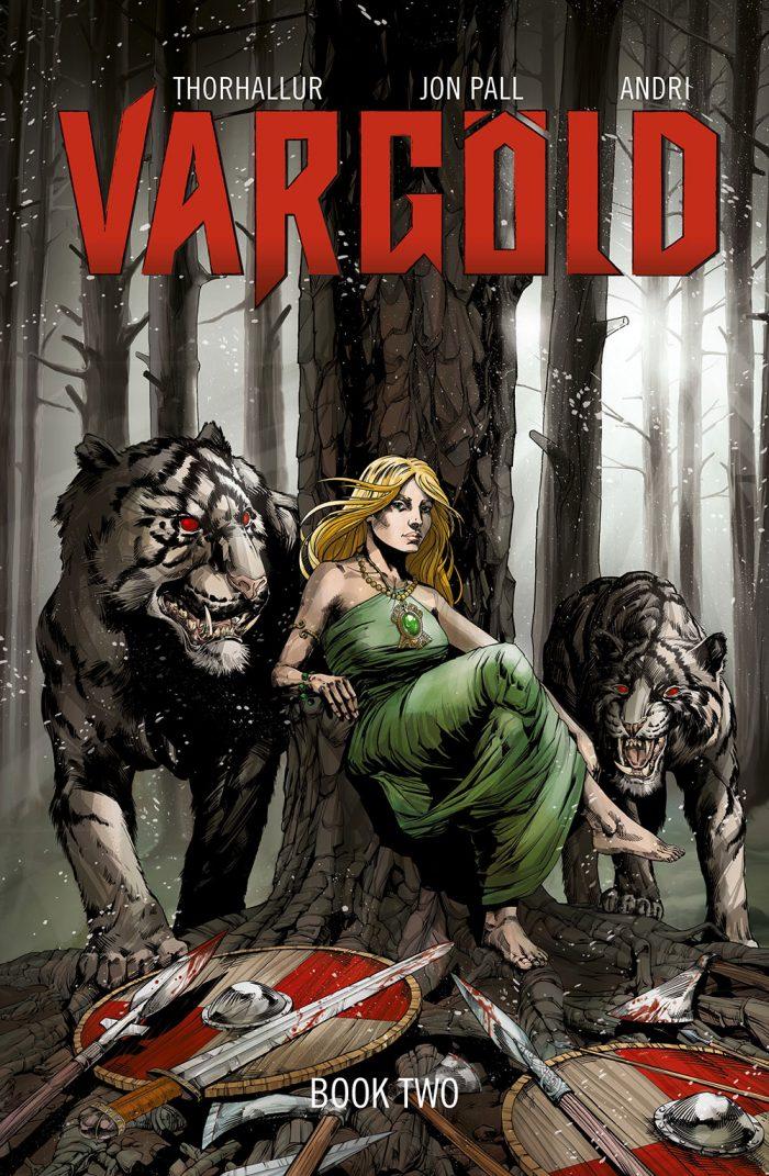 Vargöld - Book two