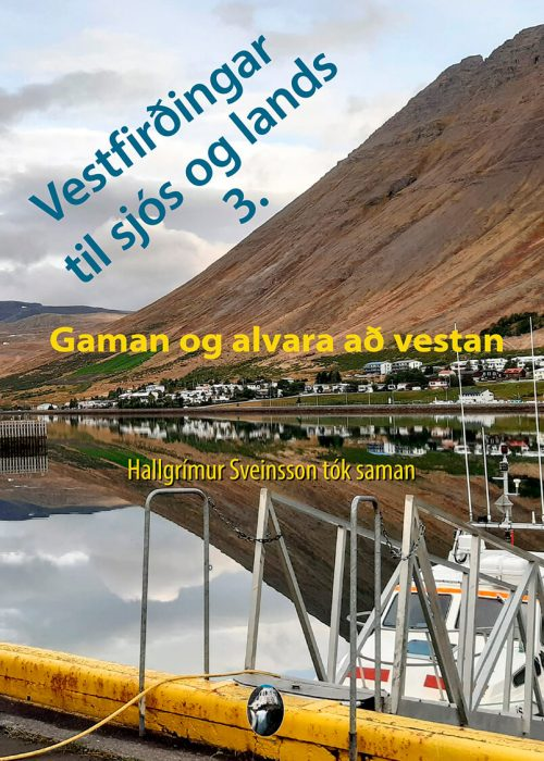 Vestfirðingar til sjós og lands - 3.bók