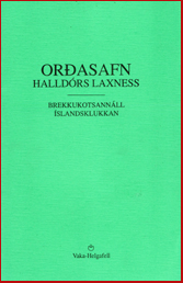 Orðasafn Halldórs Laxness