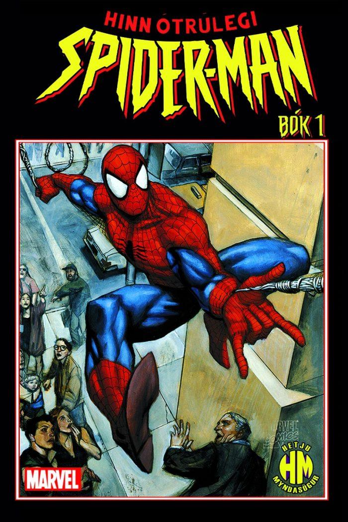 Spider-Man: bók 1