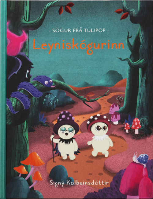 Sögur frá Tulipop - Leyniskógurinn