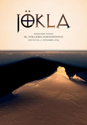 Jökla - Afmælisrit handa sr. Þóri Jökli Þorsteinssyni sextugum