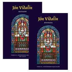 Jón Vídalín – ævisaga og ritsafn