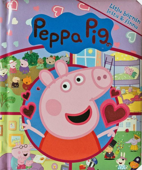 Peppa Pig - Litlu börnin leita og finna
