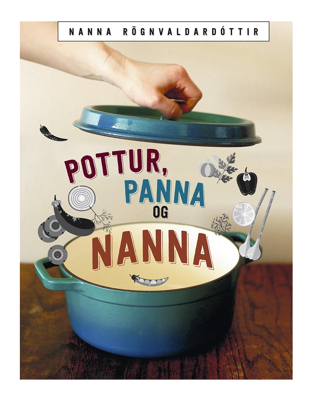 Pottur. panna og Nanna