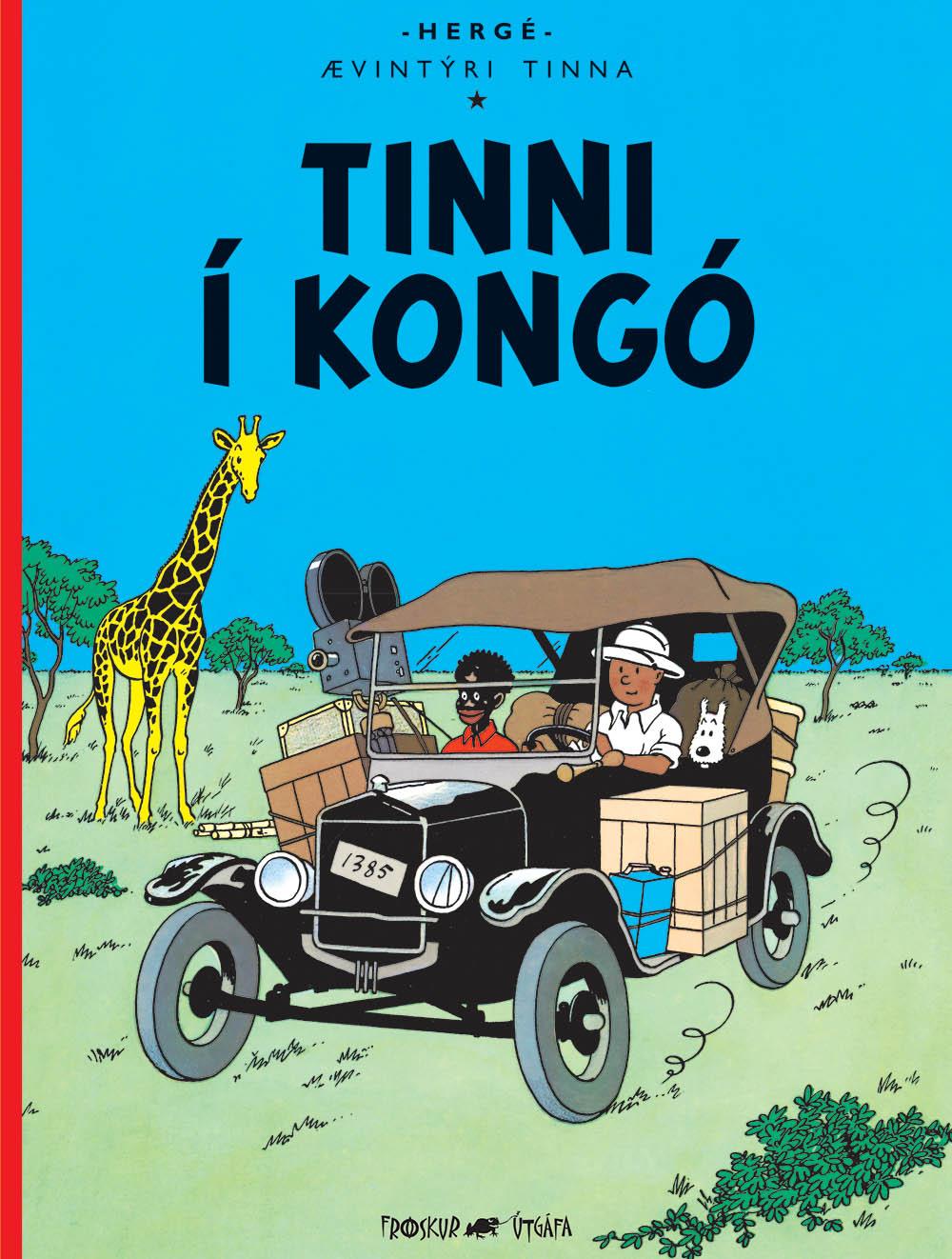 Tinni í Kongó