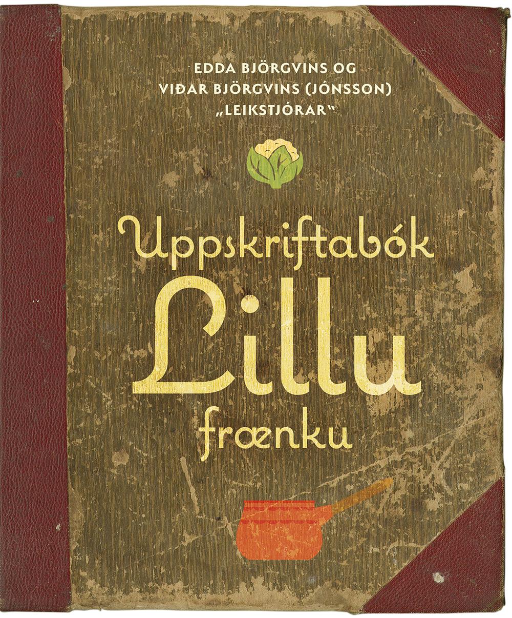 Uppskriftabók Lillu frænku