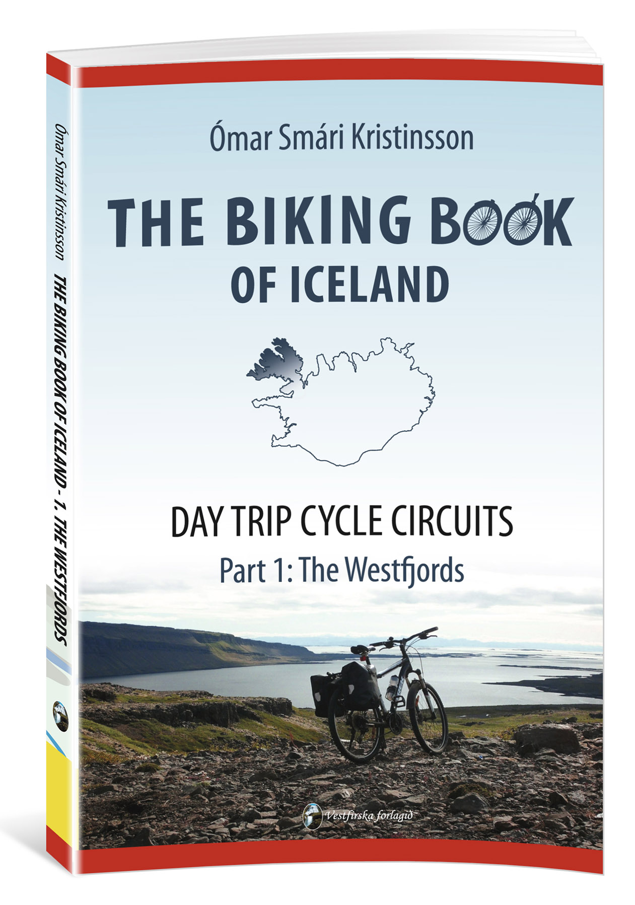The Biking Book of Iceland