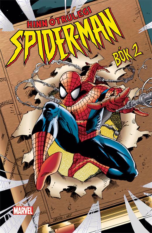 Spider-Man: Bók 2