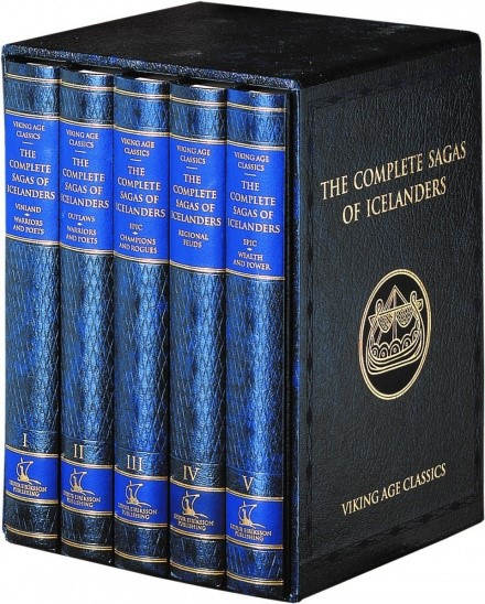The Complete Sagas of Icelanders