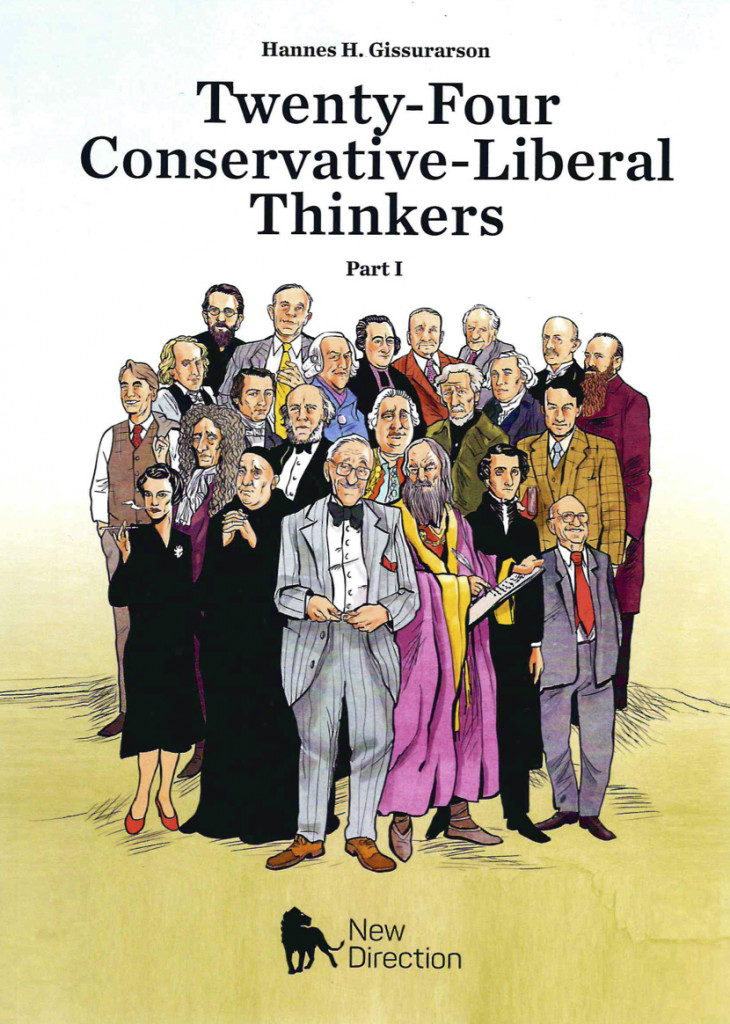 Twenty-Four Conservative-Liberal Thinkers part 1