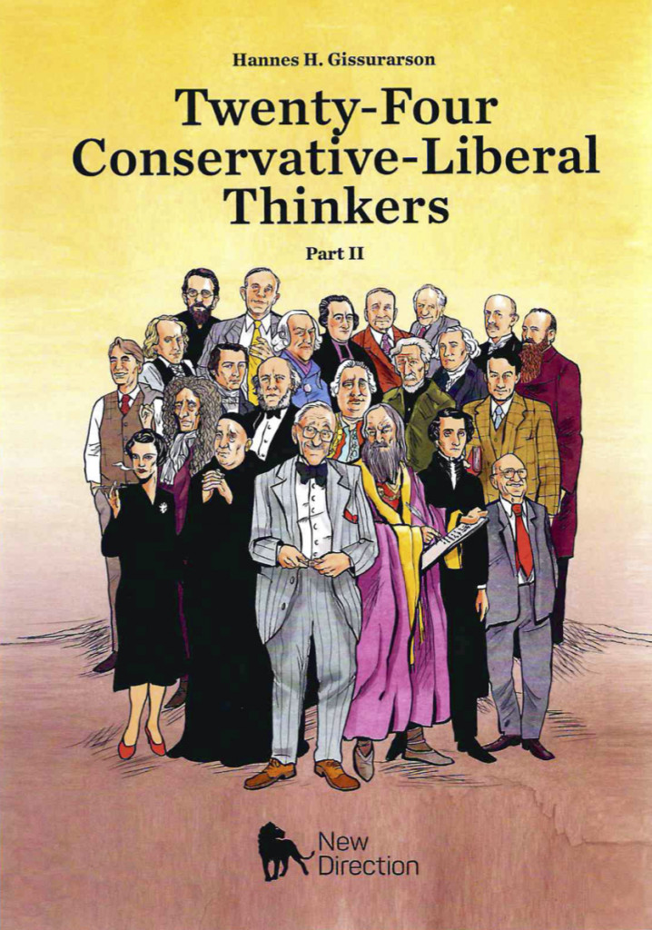Twenty-Four Conservative-Liberal Thinkers part 2