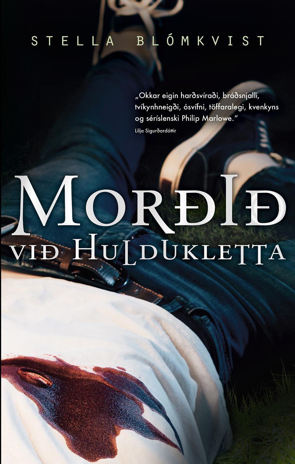 Morðið við Huldukletta