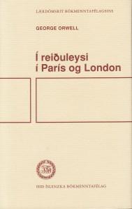 Í reiðuleysi í París og London