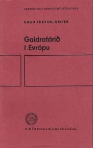 Galdrafárið í Evrópu