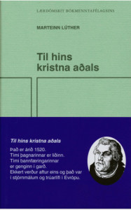Til hins kristna aðals